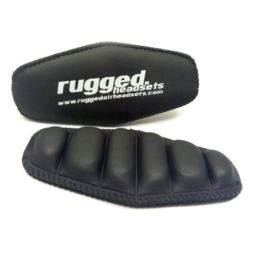 Deluxe Head Pad for General Aviation Pilot Headsets and Racing Headsets