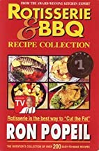 Rotisserie & BBQ Recipe Collection 1st…