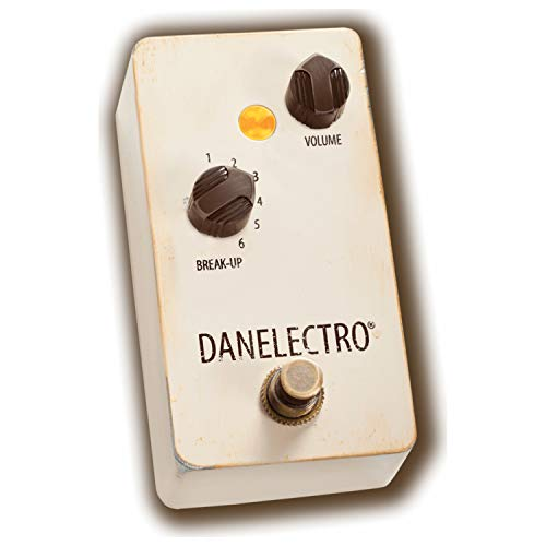 - Danelectro Electric Guitar Effects Pedal (BR-1)