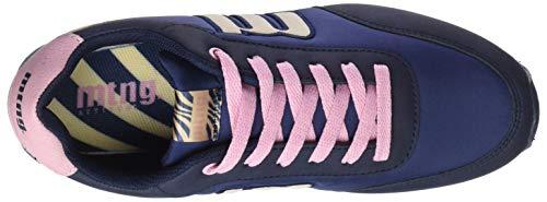 C43655 Rosa Natural vertigo Mtng Grotto Marino Bleu Taupe 56406 Femme Nylon Basses Sneakers Vertigo wv6nqR4xAO