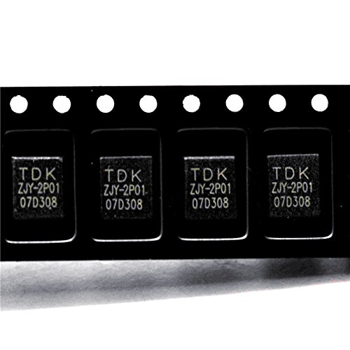 Quickbuying Common mode filter ZJY-2P01 ZJYS51R5-2PT-01 common mode choke coil (5pc)