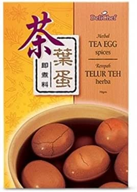 Amazon.com : Valued Trade Herbal Tea Egg Spices (2 packs per box ...