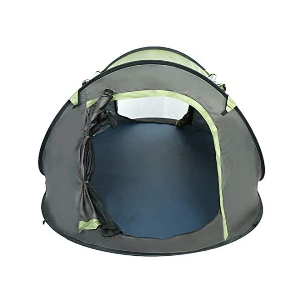 BAOYIT-Portable-Outdoor-Camping-Free-Build-Speed-Tents-Waterproof-Sunscreen-Green-Boat-Tent