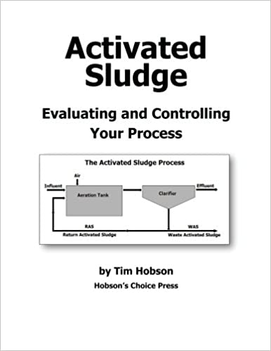 Activated Sludge: Evaluating and Controlling Your Process: Tim