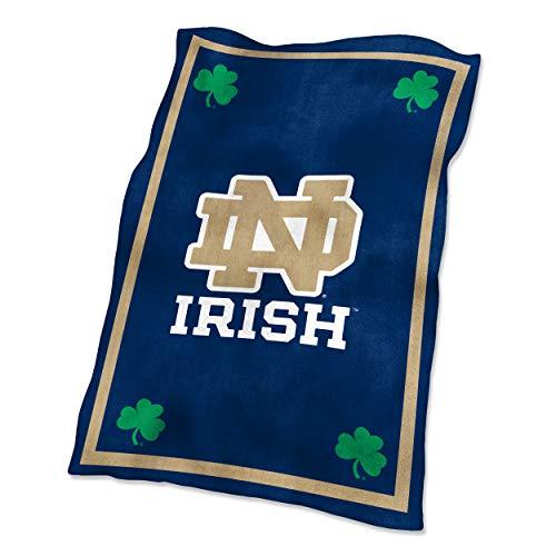 NCAA Notre Dame Ultrasoft Blanket ()