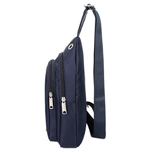Bundled 's Shoulder Messenger Oxford Bag Corset Sports Waterproof Casual Men Green 6xqzACRwq