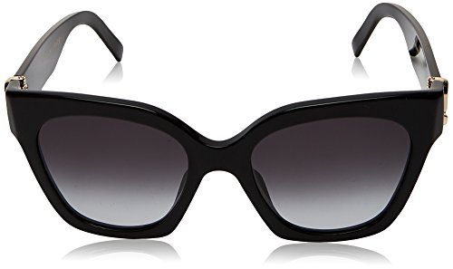 de Sol Gafas Black 182 Marc Jacobs S Mujer Marc para Negro YwqXHpI