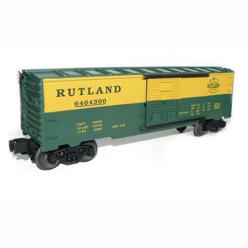 6464 Series Boxcars - Lionel Train O Gauge - Rutland Box Car