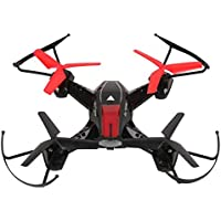 Owill YD -822S 4CH 6 Axis Sky Fighting RC Drone Quadcopter with Turret and LED Light/Anti Impact Toy (Black)