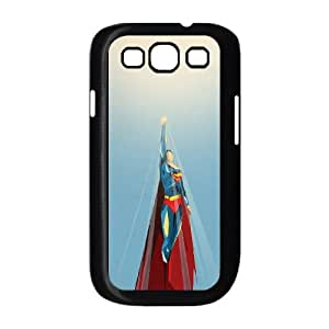 Samsung Galaxy S3 9300 Cell Phone Case Black Superman Art GY9215351