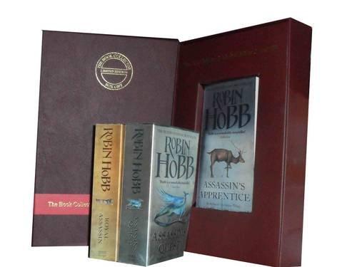 Robin Hobb Collection: Farseer Trilog - Assassin's Apprentice, Royal Assassin, Assassin's Quest