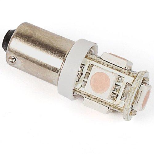 Gdragon LED Car Lights Bulb Pink BA9 BA9s 5050 5-SMD BA9S, 53, 57, 182, 257, 1895, 6253, 64111, 64113
