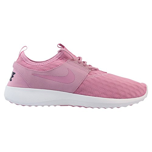 NIKE Women's Juvenate Sneaker, Orchid/Orchid/Midnight Navy White, 8.5 B US
