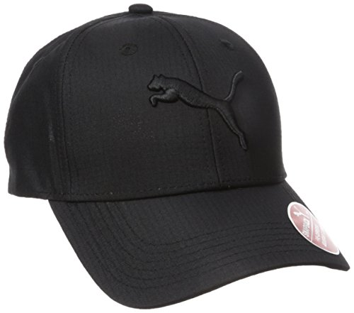 (PUMA Men's Evercat Icon Snapback Cap, Black, One)