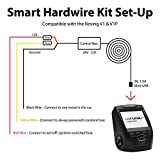 REXING Smart Hardwire Kit Mini-USB Port V1 V1P WiFi Version and V3 Dash Cams