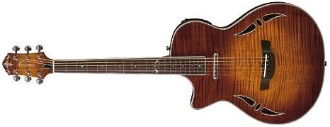 Crafter SA-TMVS LH - Guitarra acústica con cuerdas metálicas (para ...