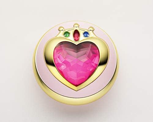 TAMASHII NATIONS BAN22591 Bandai Proplica Prismenhart Compact Sailor Moon, wit, standaard t84rRklL
