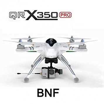 Walkera QR X350 Pro FPV GPS RC Quadcopter BNF For Gopro 3: Amazon ...