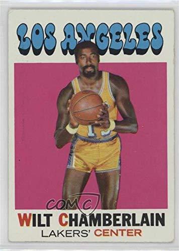Wilt Chamberlain (Basketball Card) 1971-72 Topps - [Base] ()