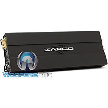 zapco st 6x sq 6 channel 600w rms class ab amplifier car electronics. Black Bedroom Furniture Sets. Home Design Ideas