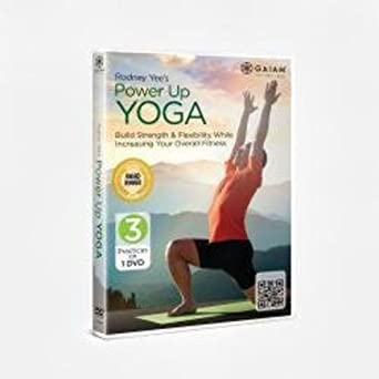 Amazon.com: Rodney Yees Power Up Yoga DVD: Movies & TV