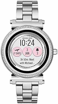 Michael Kors Access, Women's Smartwatch, Sofie Stainless Steel, MKT5020