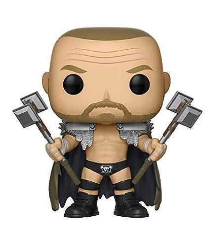 62e8084b505 Amazon.com  Funko Pop! WWE - Triple H Skull King Collectible Figure ...