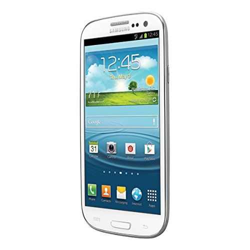 Samsung Galaxy S III 16GB SPH-L710 Marble White - Sprint