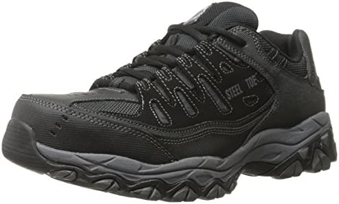 Skechers for Work 77055 Cankton Athletic Steel Toe work