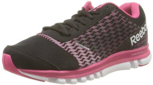Reebok SUBLITE DUO INSTINCT - Zapatillas de deporte Mujer multicolor - Mehrfarbig (BLACK/PINK FUSION/CANDY PINK/WHITE)