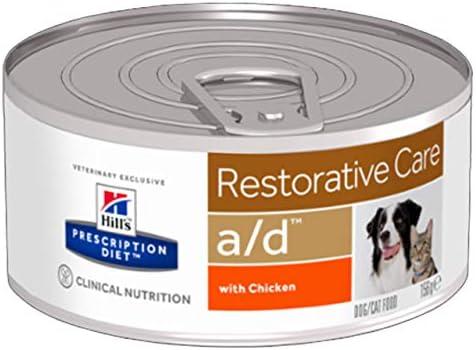 Hill s Prescription Diet a d K9 Fel Critical Care 24 x 5.5 oz cans