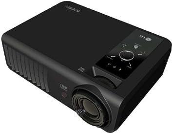 Lg Bs254 Dlp Projektor Kontrast 2100 1 2500 Ansi Lumen Svga 800 X 600 Schwarz Heimkino Tv Video