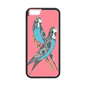 Parrot Pattern Hard Plastic Back Cover Case For Iphone Case 6 5.5 Inch HSL489778
