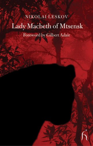 Book cover for Lady Macbeth of Mtsensk