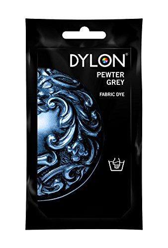 Dylon Hand Dye, Powder, Pewter Grey