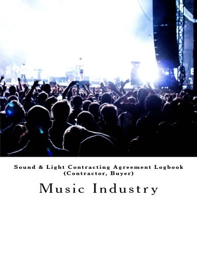 Sound Light Contracting Agreement Logbook Contractor Buyer