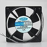 Pride Plastic Exhaust Fan (120x120x38mm, Black)