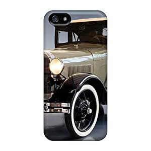 Personality customization 1929 Ford Model A Durable Iphone 5/5s Case By LINtt Cases