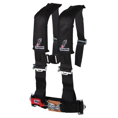 """Dragonfire Racing 4-Point 2"""" Harness Restraints with for sale  Delivered anywhere in Canada"""