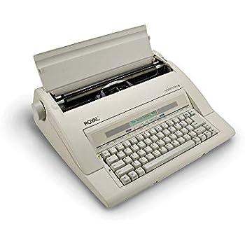 the typewriter repair manual