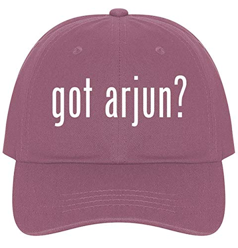 The Town Butler got Arjun? - A Nice Comfortable Adjustable Dad Hat Cap, Pink