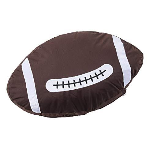 (Armfer Toys Plush Ball Pillow Soccer Baseball Basketball Soft Plush Pillow Pal Buddy Durable Washable Ball Cushion Cartoon Dolls Home Office Sofa Decor Best Gift Easy to Clean)