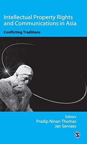 Intellectual Property Rights and Communications in Asia: Conflicting Traditions (History Of Social Work Profession In India)