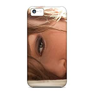 CaroleSignorile Scratch-free Phone Cases For Iphone 5c- Retail Packaging - Celebrity Malena Morgan wangjiang maoyi