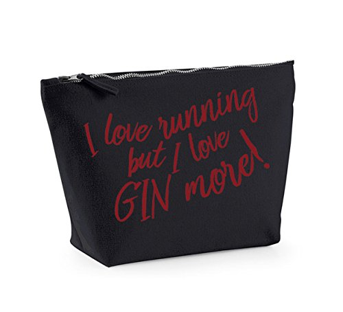 Running And Make But Love Up Bag I Organiser Black More Cosmetics Gin red Accessory TgpSwqTn
