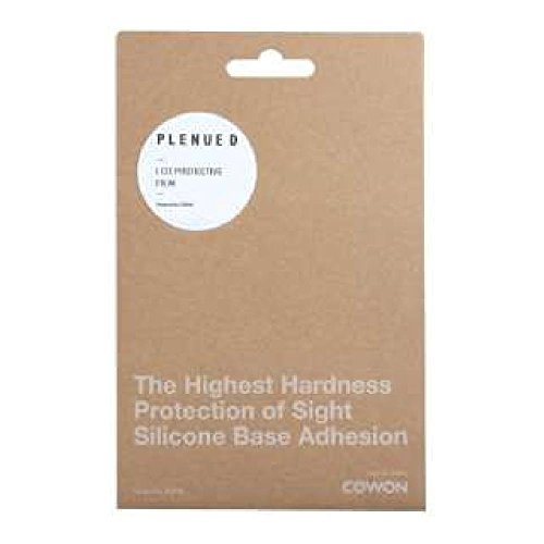 COWON LCD protective film for Plenue D