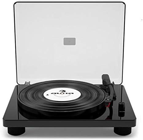 auna TT-Classic BK Tocadiscos • Reproductor de vinilos ...