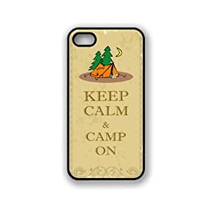 Retro Grunge Camp On iPhone 5 & 5S Case - Fits iPhone 5 & 5S