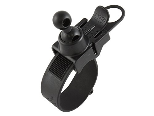 RAM EZ-Strap Mount with Short RAM-to-Garmin Double Ball Arm