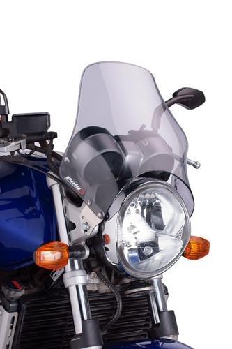 Puig 0869H1080 0869H1080 Windschutz-Scheibe NA Honda CB 500 PC 32 LG Cockpit-Sche Set Kit